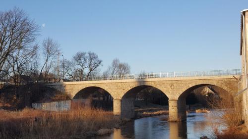 gryfów most